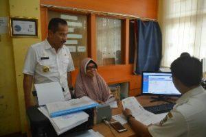 Jalin Silahturahmi Pj.Wali Kota Bekasi Harap Perkuat Pelayanan