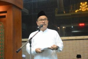 Peringati Isra dan Miraj Pj.Wali Kota Bekasi Ajak Targetkan Zero Miras Oplosan