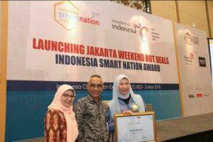 Kota Bekasi Dapat Runner Up Smart Readiness