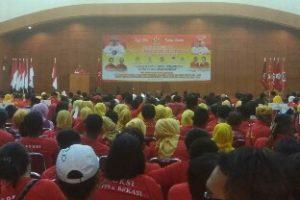 Soksi Kota Bekasi Siap Menangkan Partai Golkar di Pilkada Dan Pilgub 20018