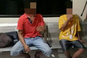 Gegara Copot APK Paslon, Dua Remaja Berurusan dengan Polisi