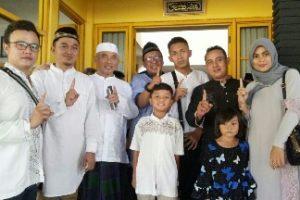 Lebaran, Calon Walikota Bekasi Rahmat Effendi Gelar Open House di Rumah