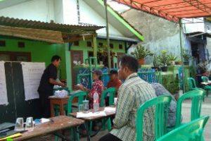 Rahmat Effendi-Tri Adhianto Unggul di TPS 83 Harapan Jaya Bekasi Utara