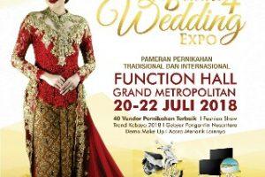 Pemkot Bekasi Apresiasi Bekasi Wedding Expo