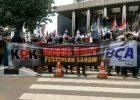Diduga Tukang Tadah BLBI, 2000 massa Tuntut KPK Panggil Budi Hartono