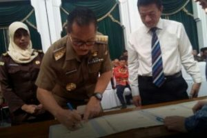 Pj Walikota Bekasi Apresiasi PKS APIP-APH
