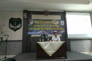 Kodim 0507 dan PJT II Segera Normalisasi Sungai di Wilayah Bekasi