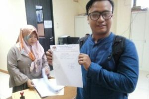 Mahasiswa Desak KPU Kabupaten Bekasi transparan Dalam Penyajian Berkas Seleksi dan Verifikasi Caleg