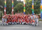 BKPPD Kota Bekasi Raih Juara Gerak Jalan HUT RI ke 73