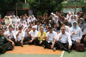 Rahmat Effendi berharap SMA dan SMK Bisa dikelola Kembali Kota Bekasi