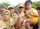 Rahmat Effendi,Serukan Gerakan Minum Susu Sejak Usia Dini