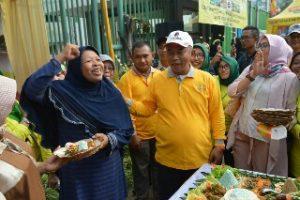 Di Hari pangan, Walikota Bekasi Sampaikan Sejumlah Langkah Peningkatan Pelayanan Masyarakat
