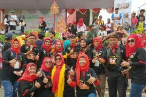 1500 Penari Ronggeng Menor Hebohkan Kota Bekasi