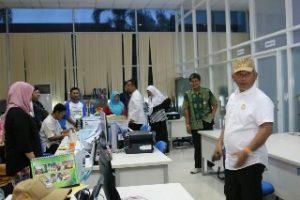 Wali Kota Sidak Kantor Diskominfostandi Kota Bekasi