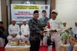 LPI Kota Bekasi Apresiasi Mahfudz Abdurrahman Gelar Sosialisasi Penguatan Idiologi Pancasila