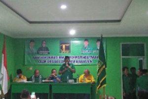 Sholihin Legowo, PPP Dorong Pepen-Tri Final