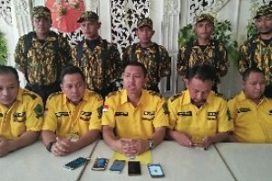 Resmi Di Lantik Ketua PD AMPG Kota Bekasi Siap Menciptakan Kerja Nyata