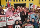 Tim Pemenangan Cagub 'Hasanah' Andalkan Sosialisasi kemasyarakat