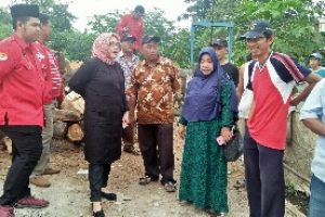 Hj.Sumiyati Mochtar Mohamad Tampung Aspirasi Masyarakat Bekasi Atasi Banjir