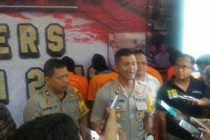 Polsek Bekasi Selatan Ringkus 4 Kawanan Pembobol ATM