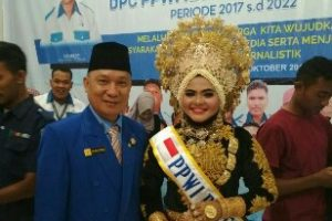 Duta PPWI Bireuen, Zaratul Hasni, Menang Bussines Plan Jambore HIPMI PT 2017