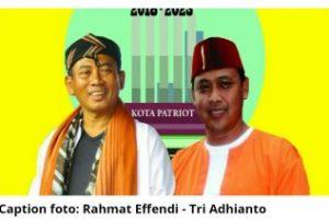 Tri Adhianto Calon Pendamping Pepen di Pilkada 2018 Kota Bekasi
