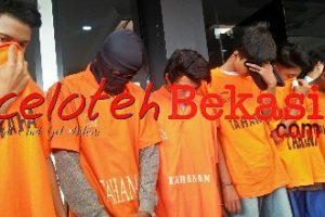 Polisi Tangkap Anggota Geng yang Tewaskan  Satu Remaja di Bekasi