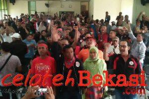 Pengukuhan M1R Bekasi Raya, Siap Majukan Pemuda Maluku di NKRI