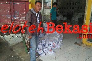 Gokil, KPU Kota Bekasi Angkut Surat Suara Pake Truk Bejad Dan Tanpa Pengawalan