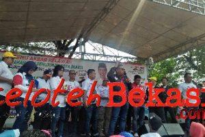 Temu Akbar RKR, Siap Menjokowikan Kota Bekasi