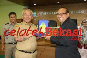 Rahmat Effendi Apresiasi Pengukuhan IPPAT Dan mensinergitaskan dengan Bapenda Kota Bekasi