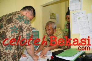 Terkenal Lama Pencetakan EKTP di Kecamatan Bekasi Barat, Rahmat Effendi Lakukan Sidak