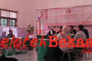 Seolah Tak Mau Disalahkan,Ketua KPU Kota Bekasi Serang Balik Bawaslu