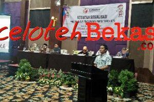 Bawaslu Kota Bekasi Gelar Sosialisasi Produk Hukum Pengawasan Pemilu 2019 Guna  Meningkatkan Partisipasi Aktif Masyarakat