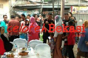 Sambut Ramadhan dan Pesermian Kantor Seketariat , Ormas Gibas Santunan Kaum Dhuafa