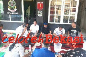 Kongkow Bareng Ketua Ormas dan LSM Jalin Sinegritas Bangun Kota Bekasi