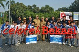 Wakil Walikota Bekasi Apresiasi Prestasi Yang di Raih Atlet dan Humas Kota Bekasi