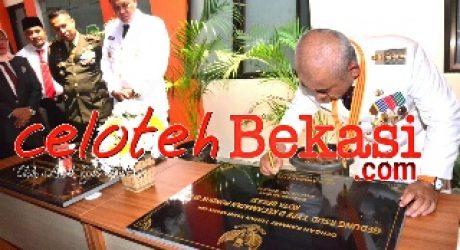 Wali Kota Bekasi Resmikan 2 Rumah Sakit Tipe D di HUT RI Ke 74