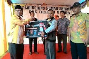 PKS Bekasi Utara launching Program Rumah Khidmat