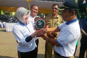 SMAN 2 Kota Bekasi,Raih Penghargaan Indonesia Green Awards 2014
