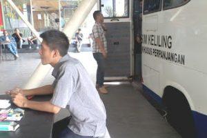 SIM Keliling Memudahkan Masyarakat Untuk Perpanjang SIM