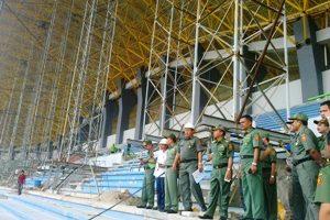 Akibat Kelalaian, Stadion Bekasi Terancam Mangkrak