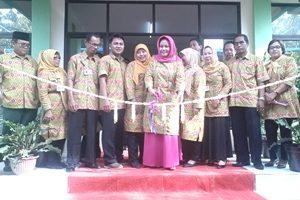 Tingkatkan Pelayanan Prima, UPTD Bekasi Utara Resmikan Gedung Baru