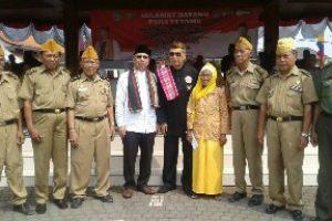 Jawara Adakan Ucapara Bendera Mahfudz : Memeriahkan Kemerdekaan Dan Bentuk Aspirasi Budaya