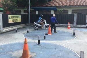 Polres Bekasi Kota Gelar Layanan Pelatihan Untuk Yang Gagal Dalam Tes Praktek SIM