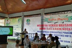 Permudah Pelayanan DPM-PTSP Kota Bekasi Launching Enam Jenis Perizinan