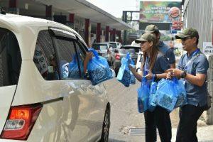 Kanwil DJP Jawa Barat II Gelar Aksi Simpatik Ramadan