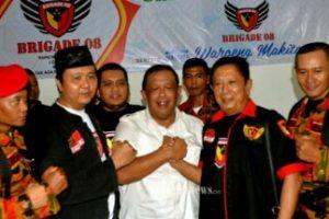 Brigade 08 Kota Bekasi Minta Pemerintah Tertibkan Tempat Hiburan